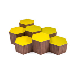 Six Coffee Table | Mesas de centro | Bross