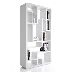 Snake Bookshell | Shelving | Bross