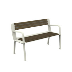 Lodge | Exterior benches | TF URBAN