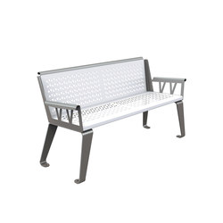 Sofa | Exterior benches | TF URBAN