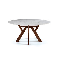 Trigono Table | Mesas para restaurantes | Bross