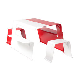 Piknik 6 places | Tables and benches | TF URBAN
