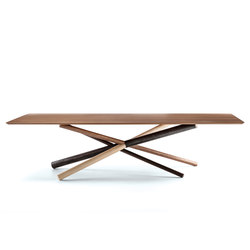 W Table | Dining tables | Bross