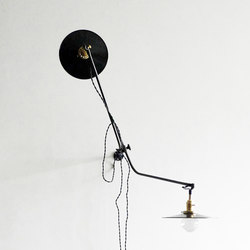 Bent Wall lamp | Wall lights | Workstead