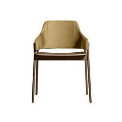 Clutch Chair | Visitors chairs / Side chairs | Blu Dot