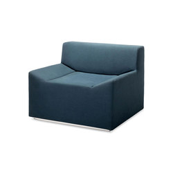 Couchoid Lounge Chair | Armchairs | Blu Dot