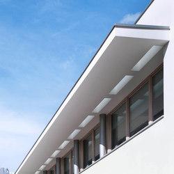 Intesa | Types de fenêtres | ISAM