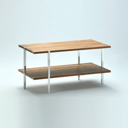 UFO N94 Wood | Lounge tables | D-TEC