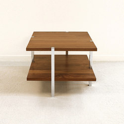 UFO N44 Wood | Lounge tables | D-TEC