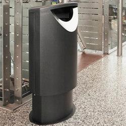 Ellipse 60 litter bin | Abfallbehälter | Concept Urbain