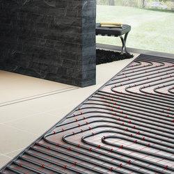 TECEfloor floor heating system | Chauffage au sol | TECE