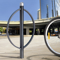 Alizé bicycle stand | Rastrelliere per biciclette | Concept Urbain