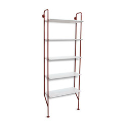 Hitch Add-on Bookcase | Office shelving systems | Blu Dot