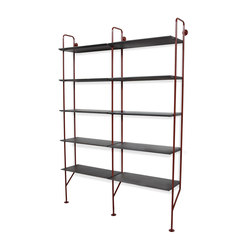 Hitch Add-on Bookcase | Estantería | Blu Dot