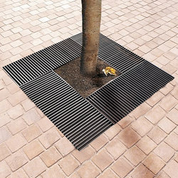 Basic tree grate | Alcorques | Concept Urbain