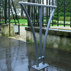 Basic bicycle stand | Bicycle stands | Concept Urbain