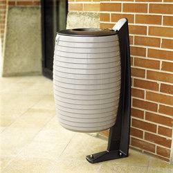 Delta litter bin 60L | Waste baskets | Concept Urbain