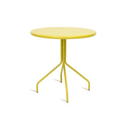 Hot Mesh Cafe Table | Cafeteria tables | Blu Dot