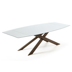 Cross Extensible | Restaurant tables | Sovet