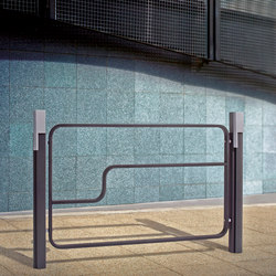 Imawa barrier A1 | Railings / Balustrades | Concept Urbain