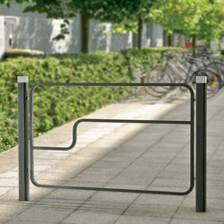 Imawa barrier A2 | Railings / Barriers | Concept Urbain