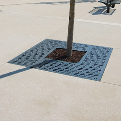 Imawa tree grate | Tree grates / Tree grilles | Concept Urbain