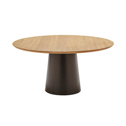Totem Round Wood | Tables de restaurant | Sovet