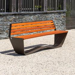 Karma bench | Benches | Concept Urbain