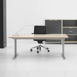 Q10 Desk | Escritorios individuales | Holmris Office