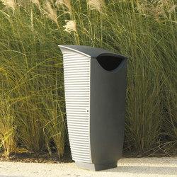 Nastra litter bin | Cubos basura / Papeleras | Concept Urbain