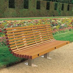 Ocean bench | Exterior benches | Concept Urbain