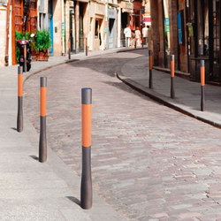 Or'a terracotta post | Poller | Concept Urbain