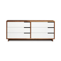 Modu-licious Low Dresser | Sideboards / Kommoden | Blu Dot