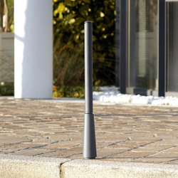 Sarlat post | Bollards | Concept Urbain