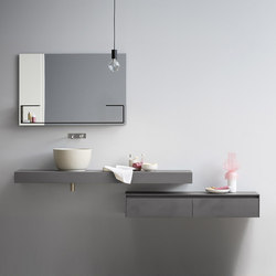 Moode Vanity unit | Wash basins | Rexa Design