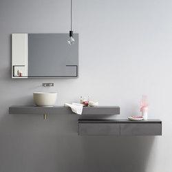 Moode Vanity unit | Lavabos | Rexa Design