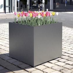 Soha planter | Pflanzkästen / -kübel | Concept Urbain
