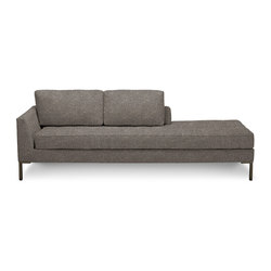 Paramount Right Armed Daybed | Recamièren | Blu Dot