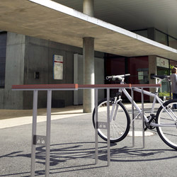 Soha bicycle stand | Bicycle stands | Concept Urbain