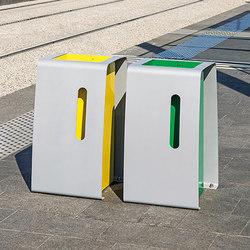 Vélopark litter bin | Waste baskets | Concept Urbain