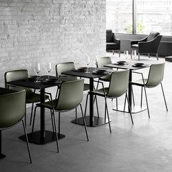 Pato 4 Leg Armchair | Sillas | Fredericia Furniture
