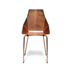 Real Good Chair Copper | Chairs | Blu Dot