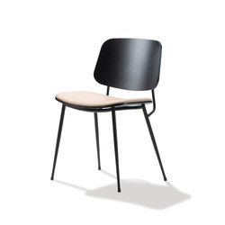 The Søborg Chair | Restaurant chairs | Fredericia Furniture
