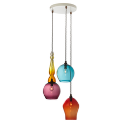 Harlequin Chandelier | General lighting | Curiousa&Curiousa