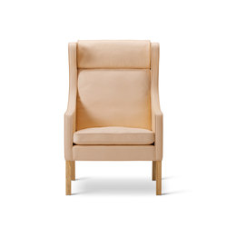 Mogensen Wing Chair | Fauteuils d'attente | Fredericia Furniture