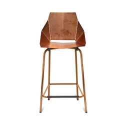 Real Good Chair Counterstool Copper | Taburetes de bar | Blu Dot