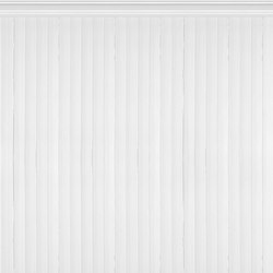 Captured Reality | White Wood Panelling | Sur mesure | Mr Perswall