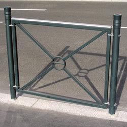 Vesta barrier V1 | Geländer | Concept Urbain