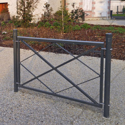 Vesta barrier V3 | Railings / Balustrades | Concept Urbain