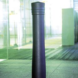 Vesta bollard T80 | Bollards | Concept Urbain